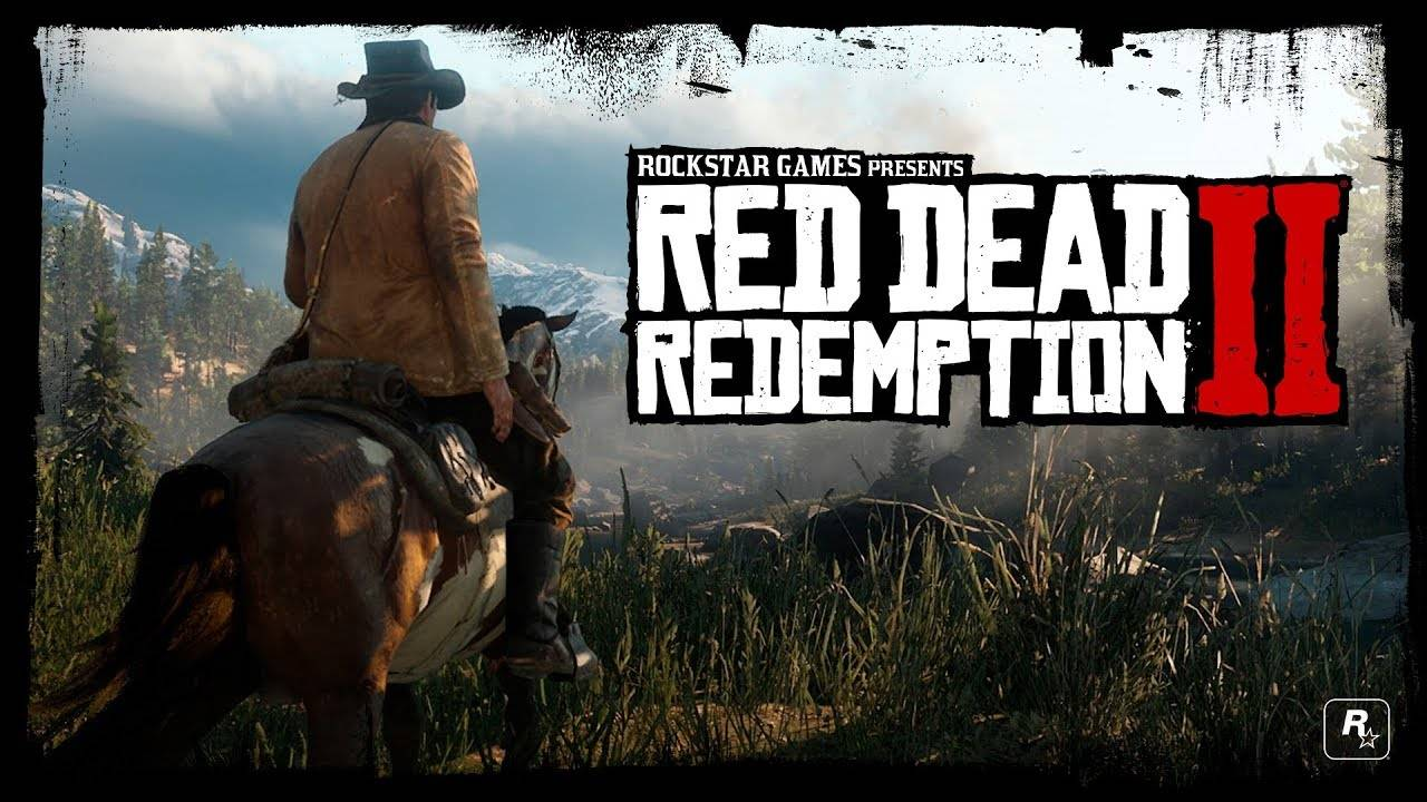 Rockstar release second RDR2 trailer