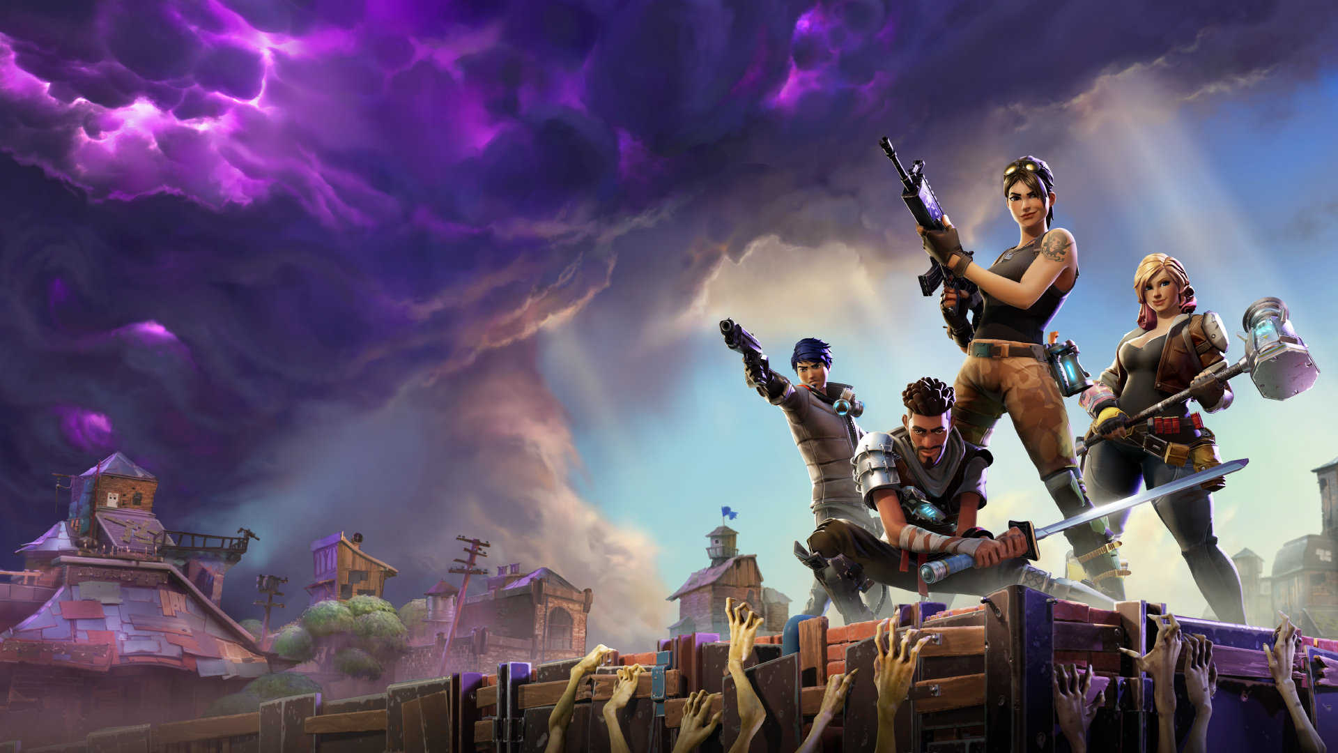 Spooky update coming to Fortnite