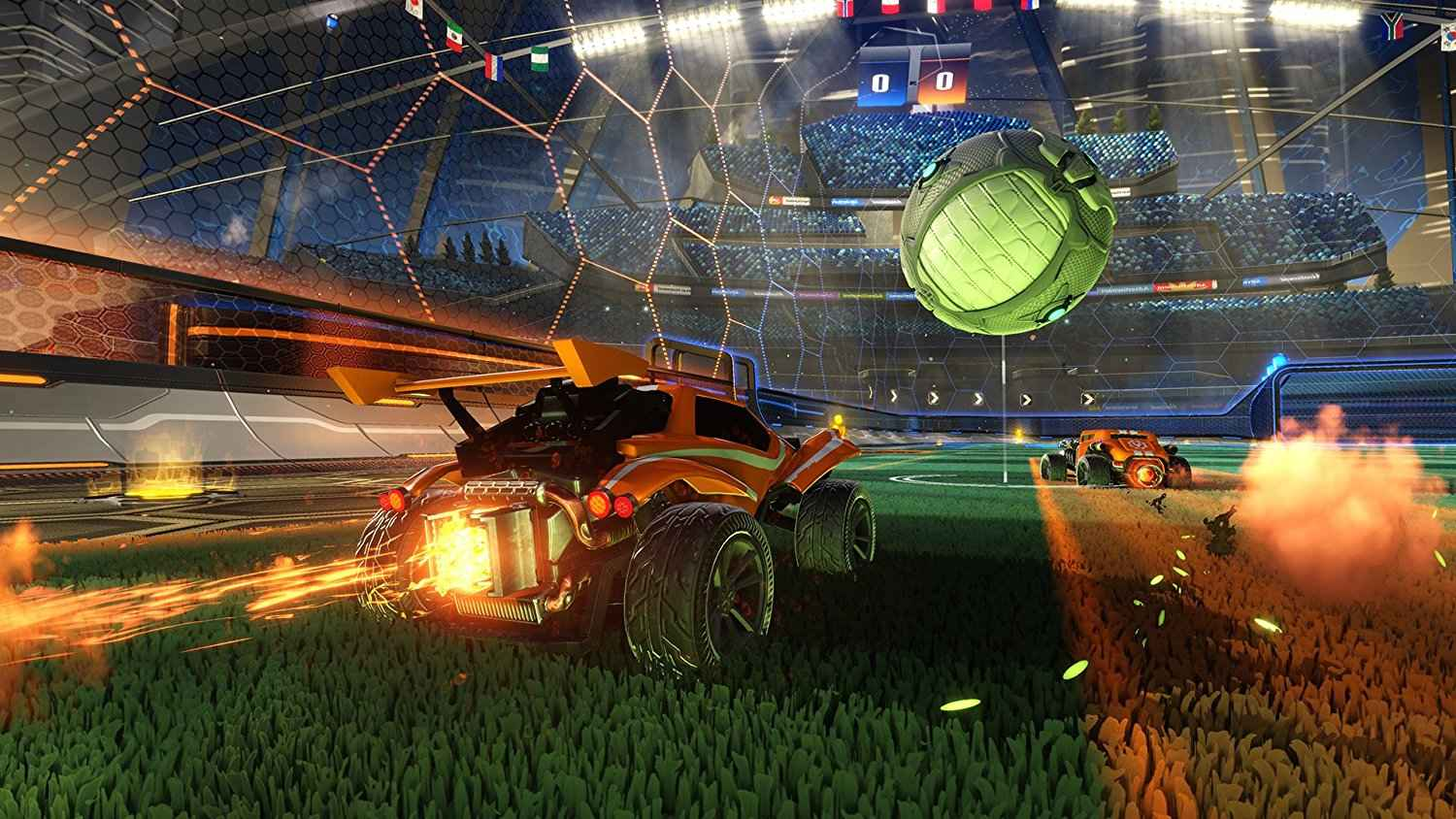 Rocket League Disc Version To Hit Stores for Christmas