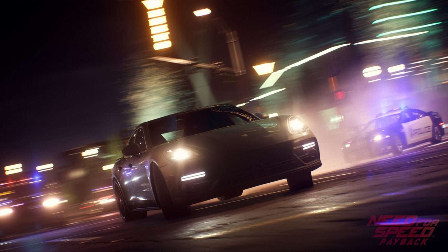 Play the first trial of Need for Speed Payback now