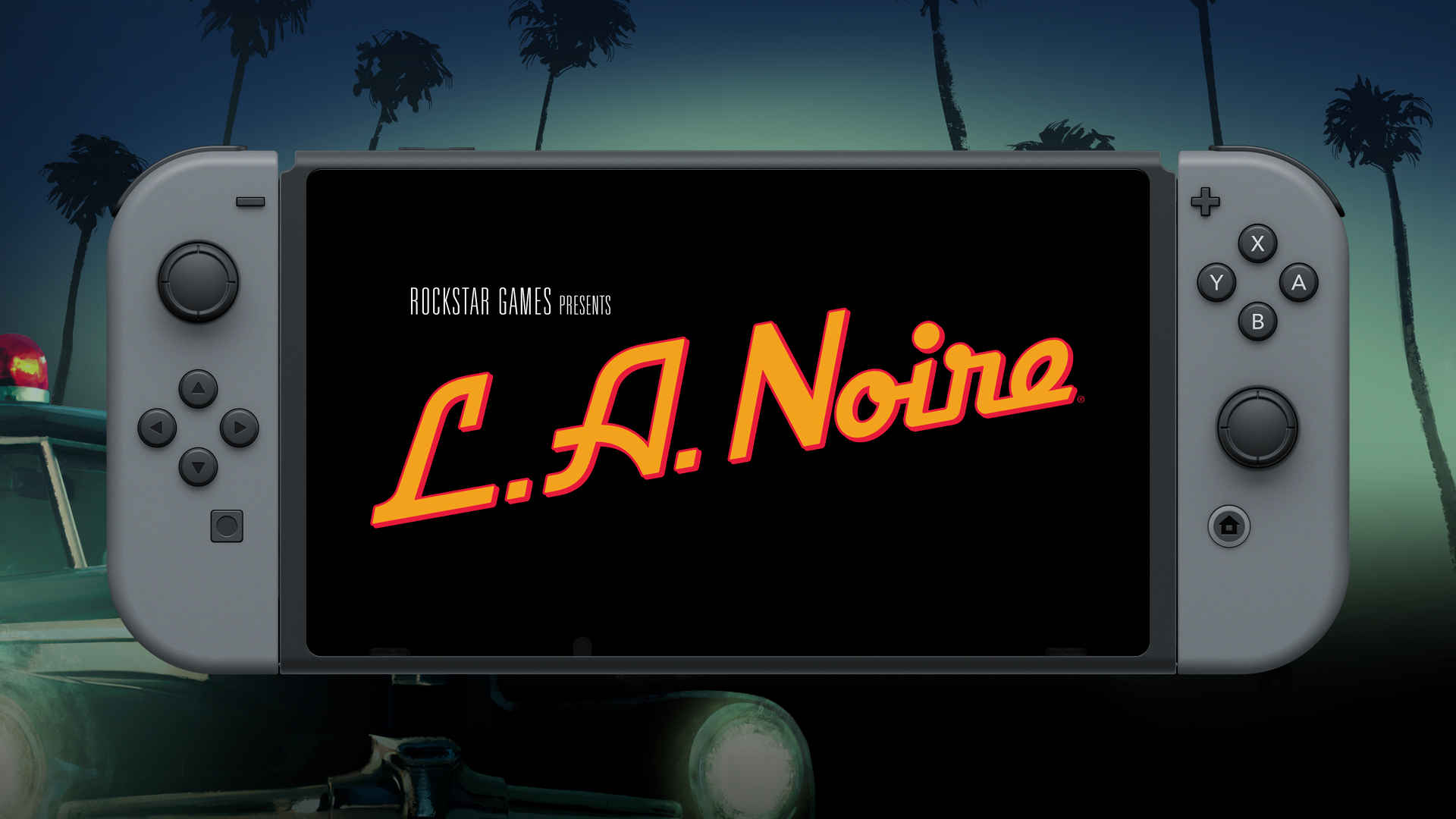 L.A. Noire Will Be Coming To Nintendo Switch