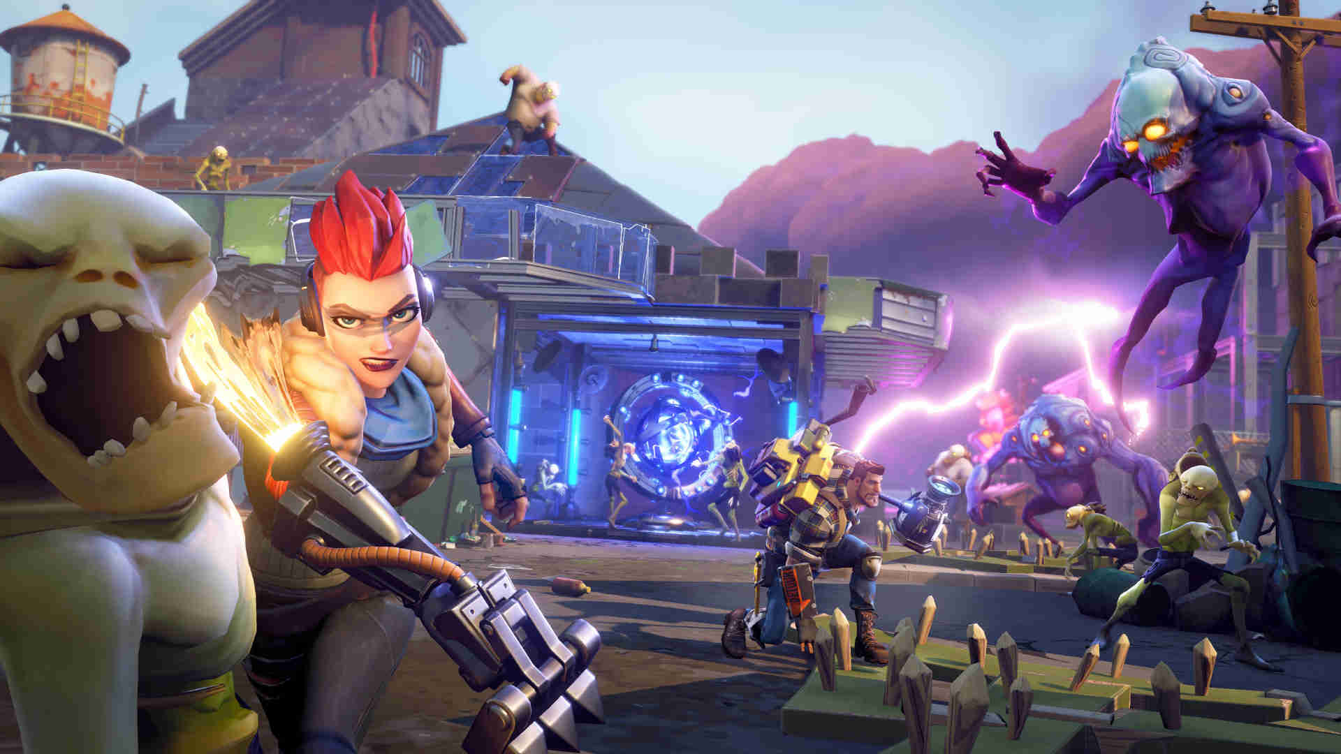 Fortnite Developers Talk About Weapons, Team Killing And More