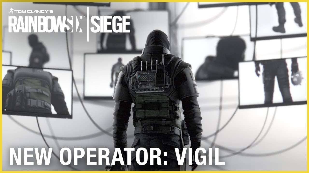 Two New Operators for Rainbow Six Siege Revealed