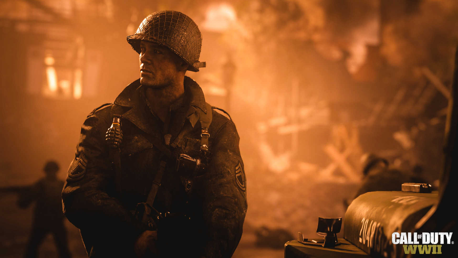 Call of Duty: WW2 Leads UK Sales Over Black Friday