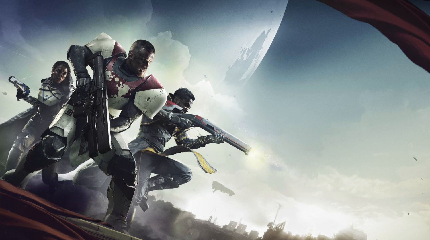 Destiny 2 Free Trial Begins Today