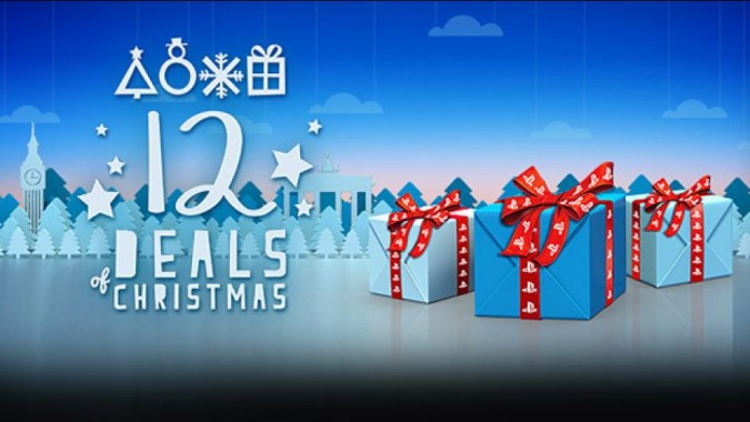 First PlayStation Store 12 Deals of Christmas Offer Today
