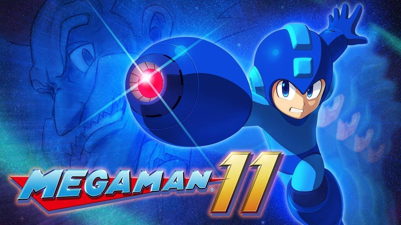 Mega Man 11 Announced For Late 2018 Release