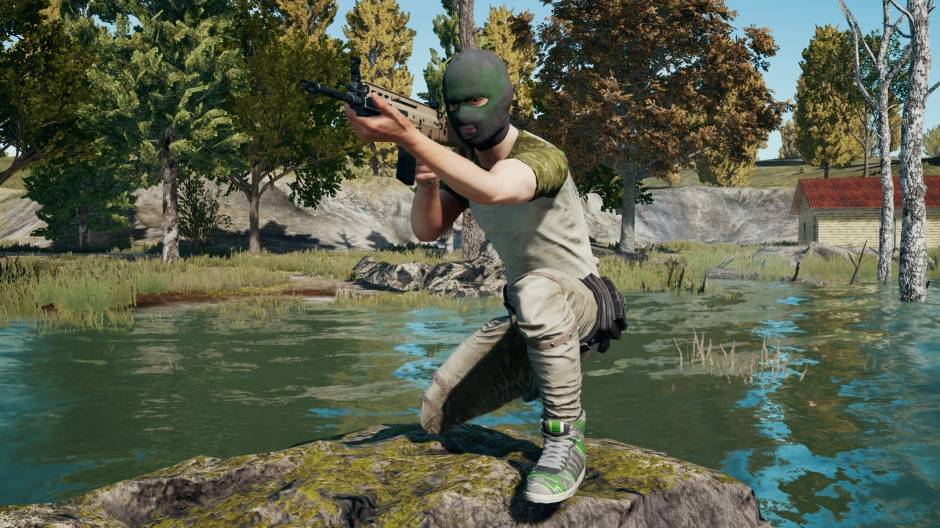 Gear Up For PlayerUnknowns Battlegrounds With Cosmetic Packs