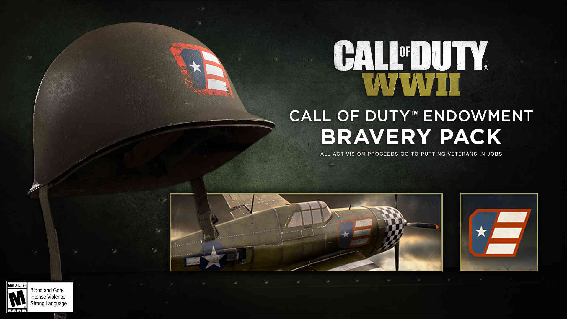 Call of Duty: WWII Bravery Park Supports Veteran Careers