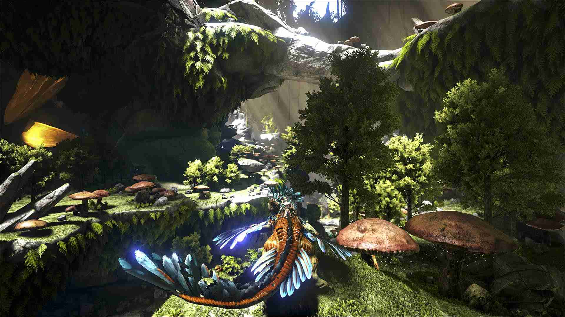 Aberration Expansion Pack Released For ARK Survival Evolved