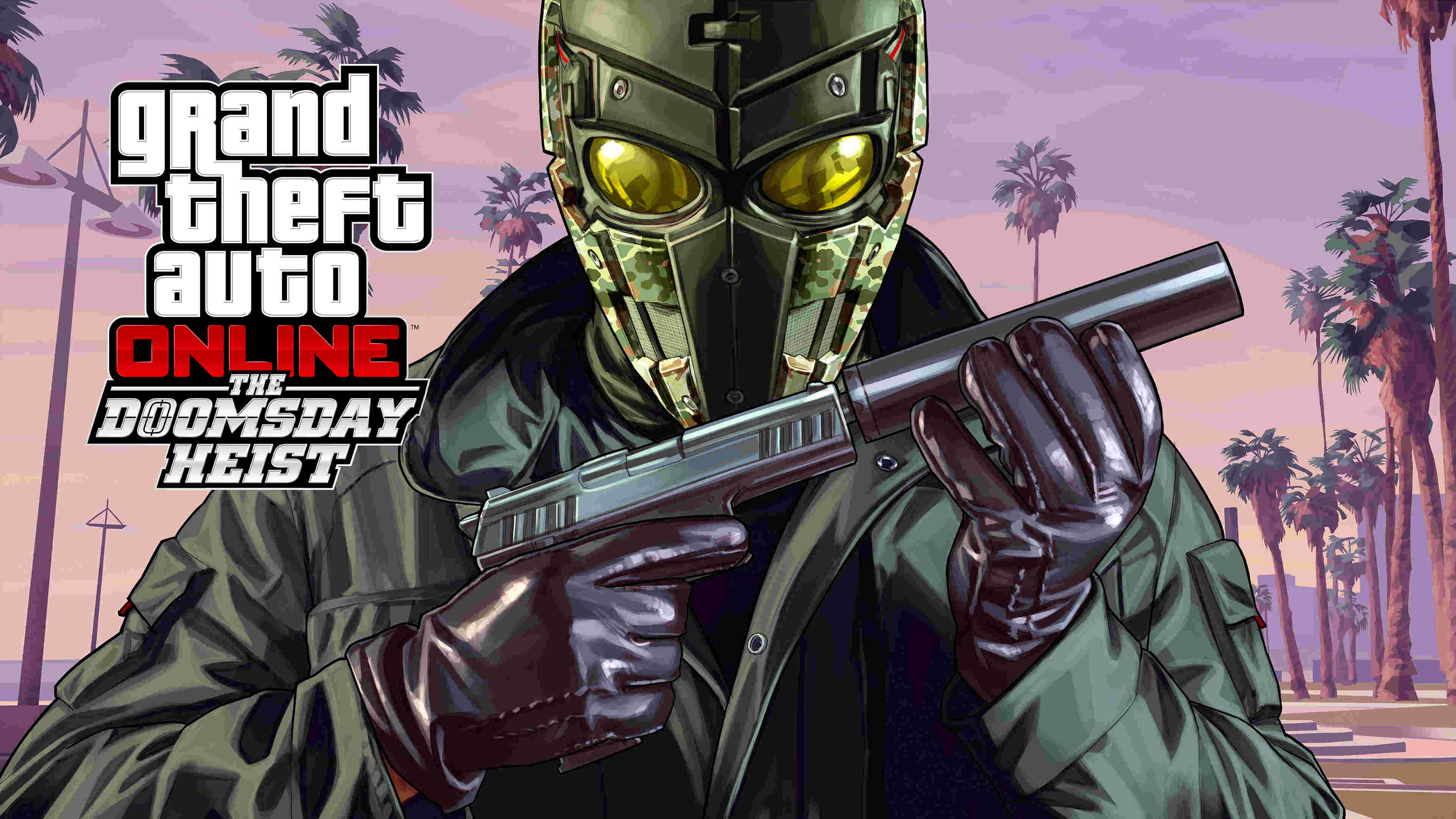 GTA Online The Doomsday Heist Out Now
