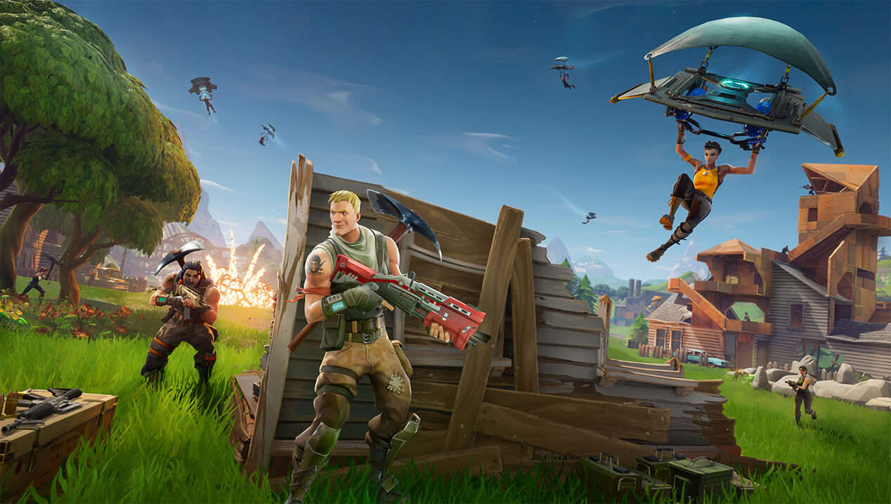 Epic Games' Apologizes For Missing Inventory Items
