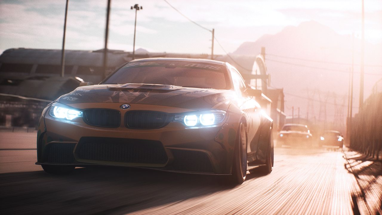 Need For Speed Payback To Receive Online Free Roam
