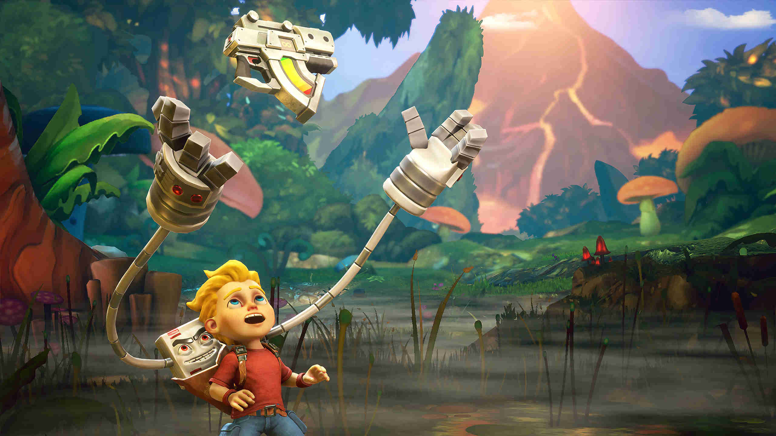 Kickstarter Rad Rodgers Launching On Console Next Month