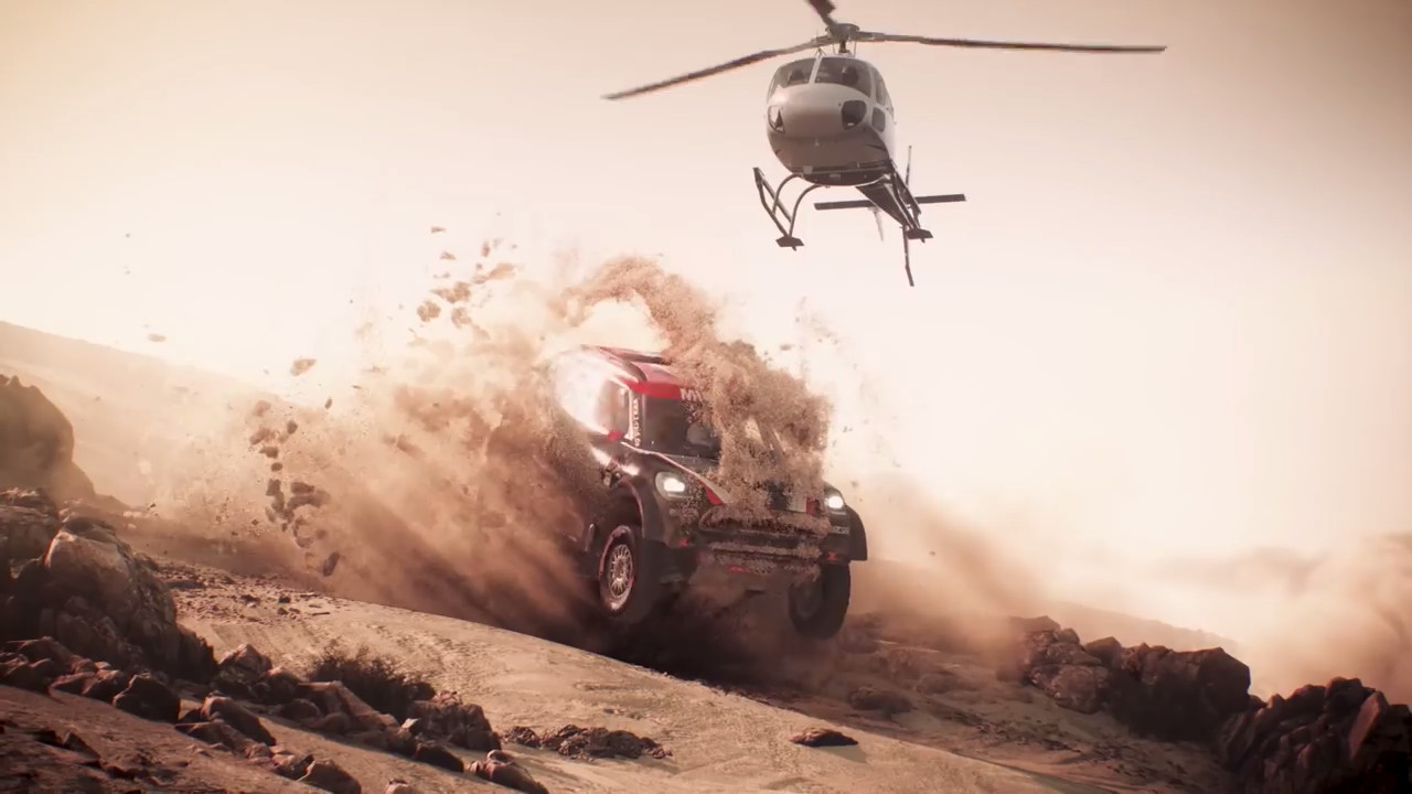 Dakar 18 Confirmed For PlayStation 4
