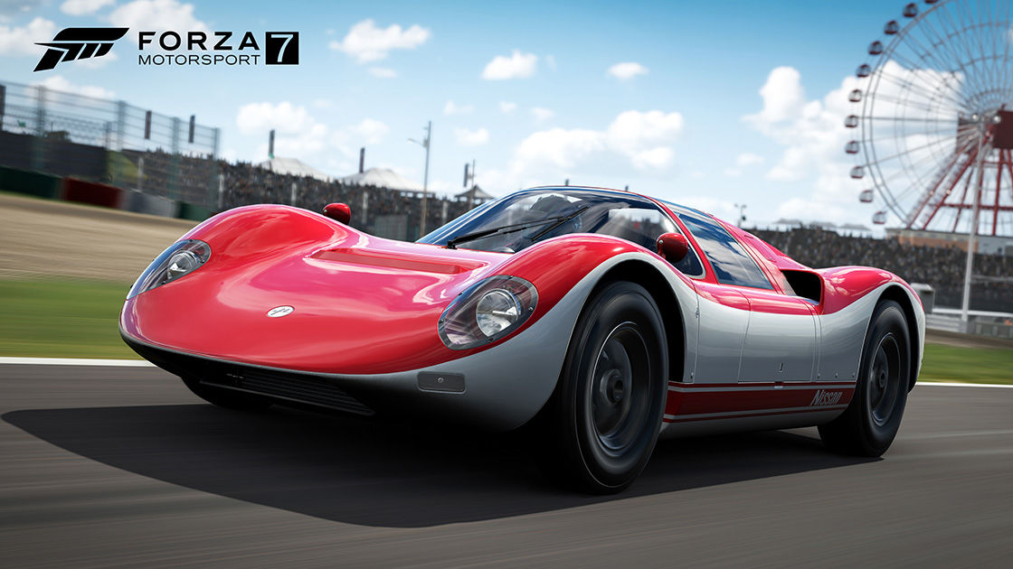 New Update Brings Cars & Improvements To Forza Motorsport 7