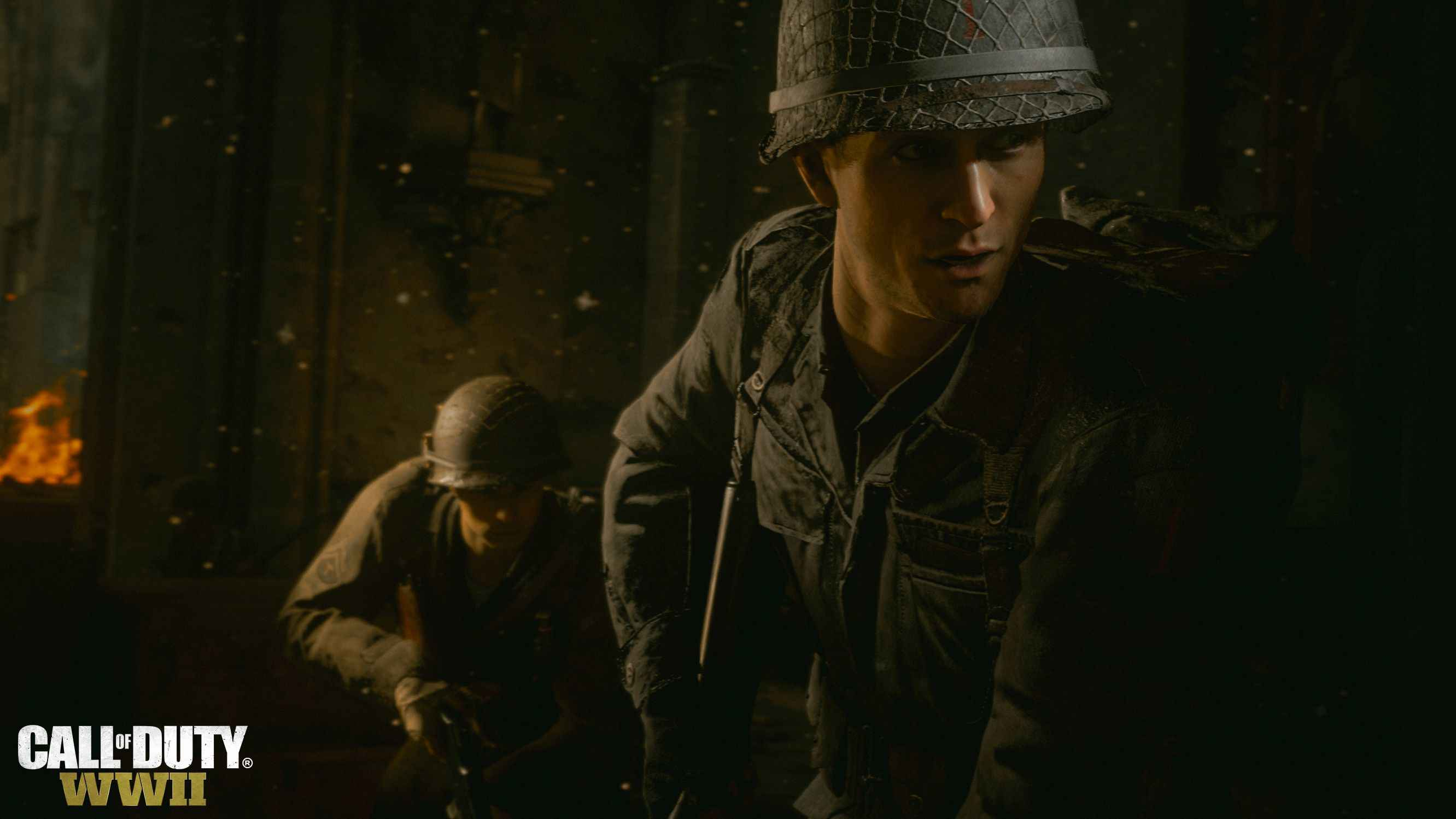 Call Of Duty: WWII Update Arrives With Resistance Event