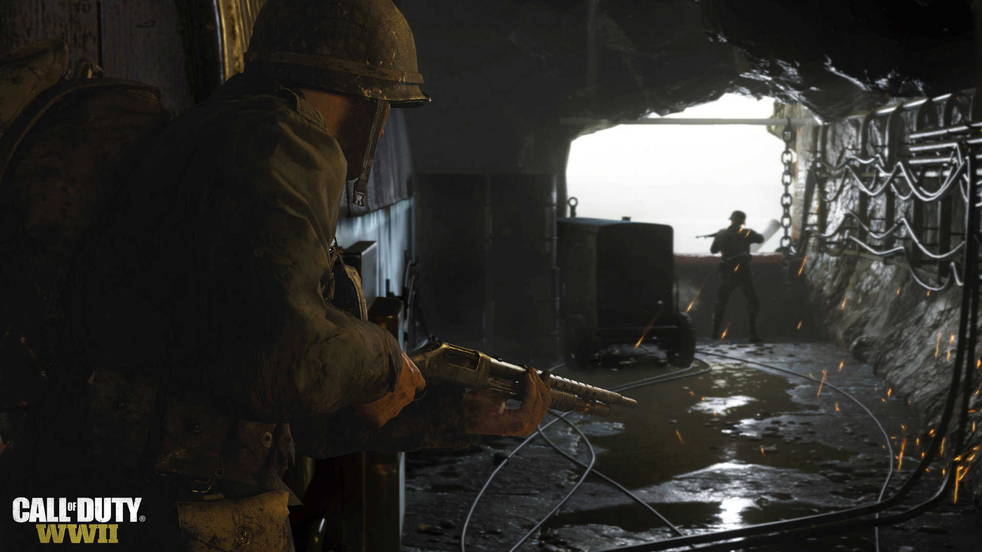Resistance DLC Trailer Released For Call Of Duty: WWII